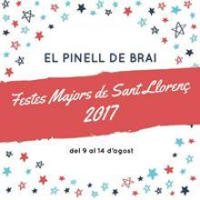 Festes Majors del Pinell de Brai 2017