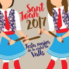 Festes Majors de Sant Joan - Valls 2017