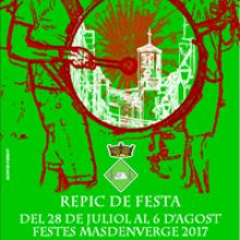 Festes Majors de Masdenverge 2017