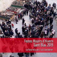 Festes Majors d'Hivern Sant Blai - La Fatarella 2019