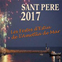 Festes de Sant Pere de L'Ametlla de Mar - 2017