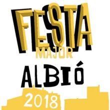 Festa major d'Albió, 2018