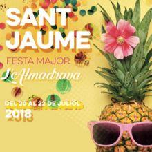 Festa Major de Sant Jaume de l'Almadrava, 2018