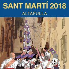 Festa Major de Sant Martí a Altafulla, 2018