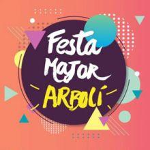 Festa major d'Arbolí, 2018