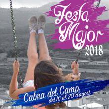 Festa Major de Cabra del Camp, 2018