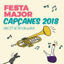 Festa Major Capçanes 2018