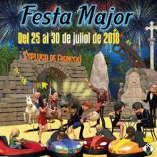 Festa Major de l'Espluga de Francolí, 2018