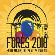 Festa Major de Forès 2018