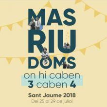 Festa Major Mas Riudoms, 2018