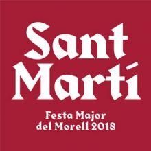Festa Major de Sant Martí del Morell, 2018
