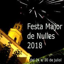 Festa Major Nulles 2018