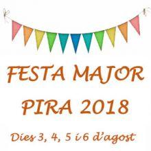 Festa Major de Pira 2018