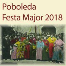 Festa Major, Poboleda, 2018