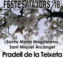Festa Major de Pradell de la Teixeta, 2018