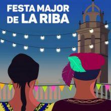 Festa Major, La Riba, 2018