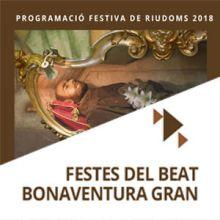 Festa Major de Riudoms, Festes del Beat