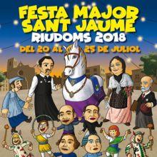 Festa Major de Sant Jaume de Riudoms 2018