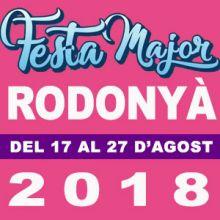 Festa Major de Rodonyà 2018