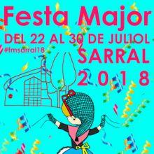 Festa Major el Sarral, 2018