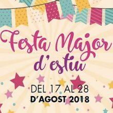 Festa Major de Vilanova d'Escornalbou 2018