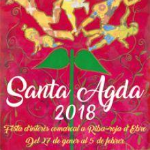 Festa de Santa Agda - Riba-roja d'Ebre 2018