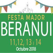 De l'11 al 14 d'octubre és Festa Major a Beranui (Vall Fosca)