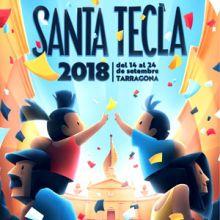 Santa Tecla, Tarragona, 2018