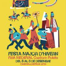 Festa Major d'Hivern - Castelldefels 2019