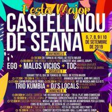 Festa Major - Castellnou de Seana 2019