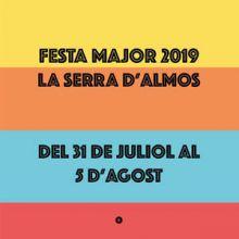 Festa Major - La Serra d'Almos 2019