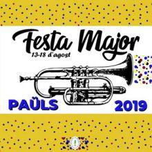 Festa Major - Paüls 2019