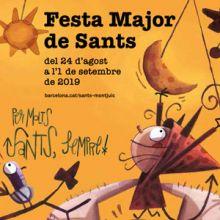 Festa Major de Sants - Barcelona 2019