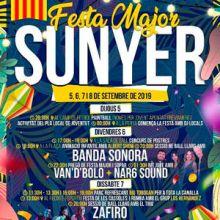 Festa Major - Sunyer 2019