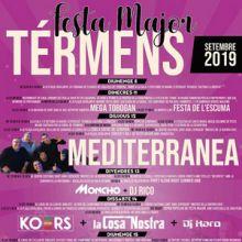 Festa Major - Térmens 2019