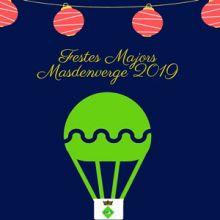 Festes Majors - Masdenverge 2019