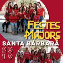 Festes Majors - Santa Bàrbara 2019
