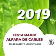 Festes Majors - Alfara de Carles 2019