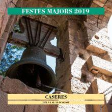 Festes Majors - Caseres 2019