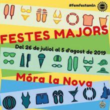 Festes Majors - Móra la Nova 2019