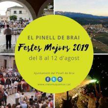 Festes Majors - El Pinell de Brai 2019