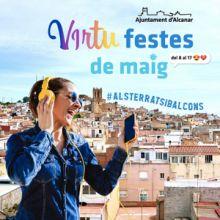 Virtufestes de Maig, Alcanar, 2020