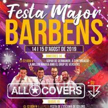 Festa Major de Barbens 2019