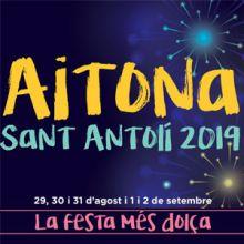 Festa major d'Aitona, 2019