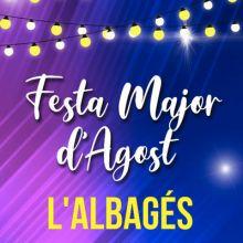 Festa Major de l'Albagés, 2020