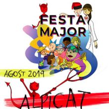 Festa Major d'Alpicat, 2019