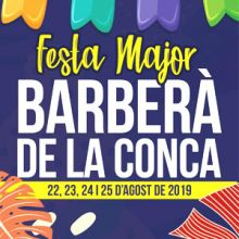 Festa Major de Barberà de la Conca, 2019
