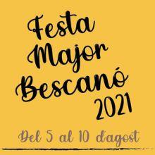 Festa Major de Bescanó, 2021
