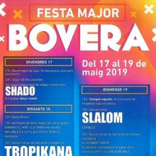 Festa Major de Bovera 2019