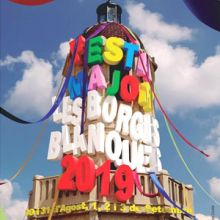 Festa Major de les Borges Blanques, 2019